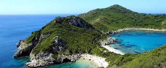 Korfu saar. Korfu ekskursioonid, autorent ja hotellid.